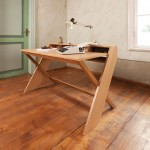 Ravenscroft Desk Will Keep Your Place Clutter Free