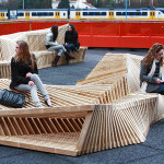 Reef Benches By Remy and Veenhuizen