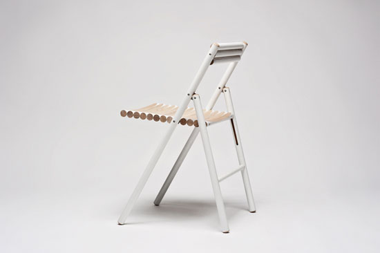 Reinier de Jong STEEL Chair