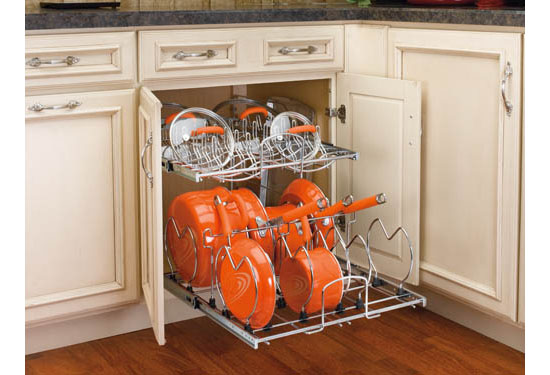 Rev-A-Shelf 5CW2 Cookware Organizer