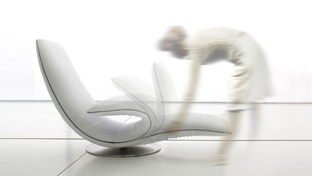 Ricciolo Lounge Chair