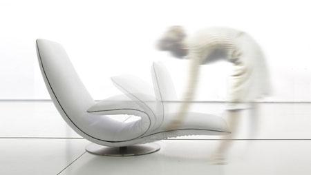 Ricciolo Lounge Chair