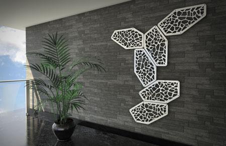 Risot A Modular Wall Panel System Modern Home Decor