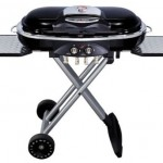 Paul Jr. Designs Coleman RoadTrip Grill: Makes Outdoor Dining Fun And Comfortable
