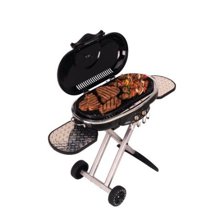 Paul Jr. Designs Coleman RoadTrip Grill: Makes Outdoor