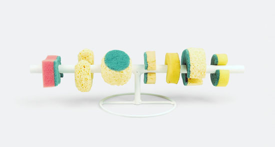 Home Cleaning Tool Sponge