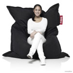 Rockies Cassius Black Beanbag From PID.Se