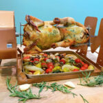 Roto-Q 360 Rotisserie Cooking Machine to Complement Your Oven