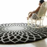 Round Area Rugs by Gandia Blasco