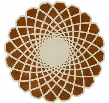 Round Area Rugs By Gandia Blasco Modern Home Decor