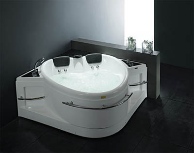 royal heart whirlpool bathtub