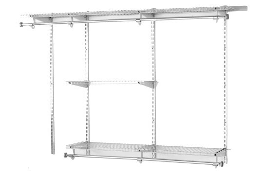 Rubbermaid Configurations Classic Custom Closet Kit