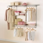 Design Your Own Closet With With The Rubbermaid Configurations Classic Custom Closet Kit