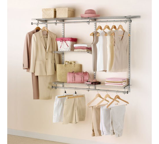 Design your own closet with the rubbermaid configurations for Design your own closet