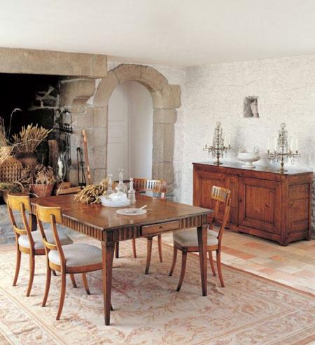Rustic Dining Furniture