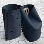 S-Chair Transformers By Beton
