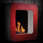 Curva Fireplace Looks Like an iPod by Jan des Bouvrie