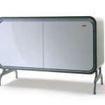 Elegant Refrigerator By GRO Design