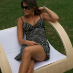 Sara Lounge Chair From Davide Conti