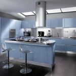 Elegant and Hygenic The new Tess Kitchen from Scavolini