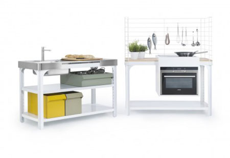 Schindler Concept Kitchen