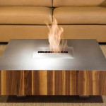 Schulte Fire Furniture : Firepace in Your Coffee Table