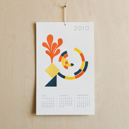 SeeSaw 2010 Calendar