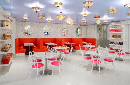 Simple Cafe Decoration | Simple House Design Ideas