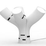 The Shine Birch Lamp Concept By Katherine Semenko