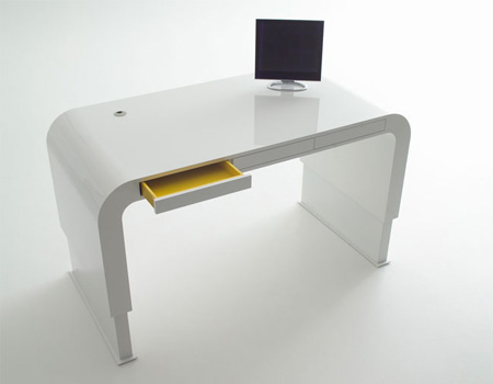 Minimalist furniture series by signalement modern home decor for Modern minimalist furniture