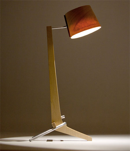 Wood Veneer Lamp Furniture Projects Pinterest