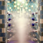 SilverTag Shower with Touch Screen