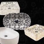 Beautiful Impronte Bathroom Fixtures from Simas