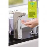 Store Your Soap Or Sanitazer Elegantly Using The Simplehuman Sensor Pump