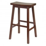 It Only Takes A Single Saddle Seat Stool To Enjoy Your Home Counter Or Bar