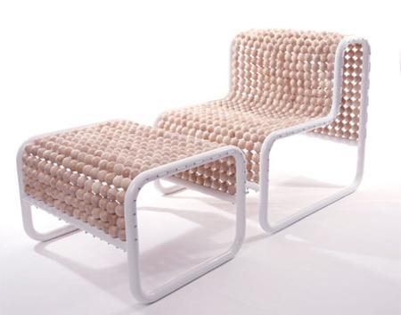 Skid Row Chair