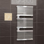 Glascia Luxury Towel Warmer from Skope
