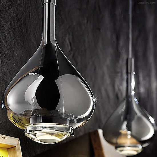 Sky Fall LED Pendant by Studio Italia Design