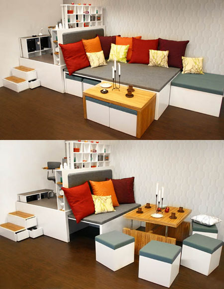 Sleek Furniture