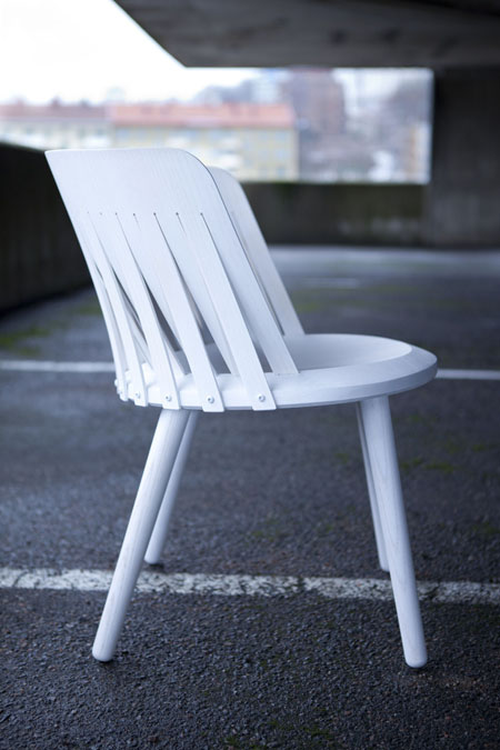Sliced Chair