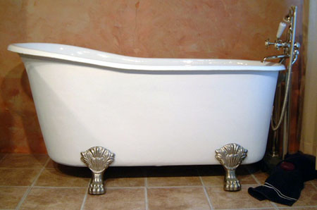 Slipper Bathtub Collection