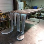 Smooth: A Cool And Playful Melt Bench