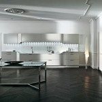 Venus Kitchen Is The Kitchen Model For Snaidero In Miami