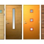 Contemporary Doors by Snickarper