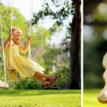 Soar: A Stylish Swing To Enjoy In Your Backyards