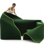 Sofa Sosia: The Flexible Sofa Ever Made