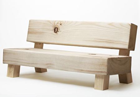 Soft Wood Sofa: A Perfect Bench And Decor | Modern Home Decor