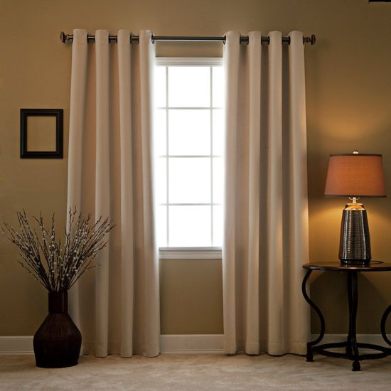thermal insulated curtain