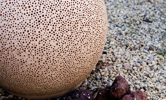 Sponge Outdoor Lamp