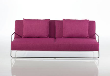 Square Sofa Bed
